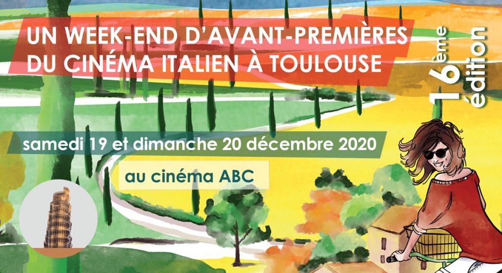 rencontres cinéma italien toulouse 2020